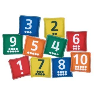 Number-Bean-Bags